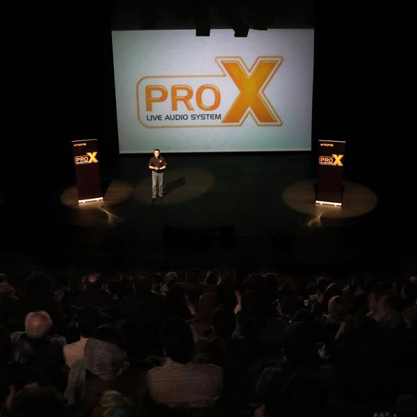 معرفی سیستم PRO-X